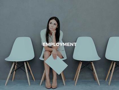 Austen Jones employment