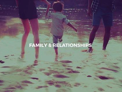 Austen Jones family & relationships