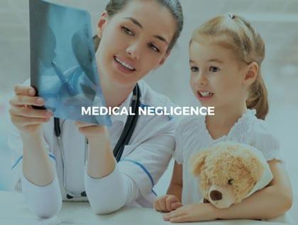 Austen Jones medical negligence